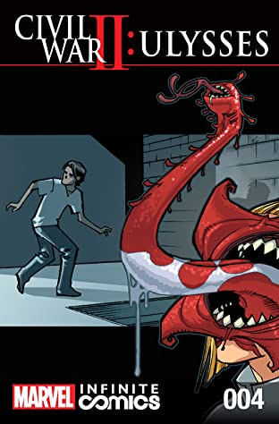 Civil War II: Ulysses Infinite Comic No.4 (sur 6)
