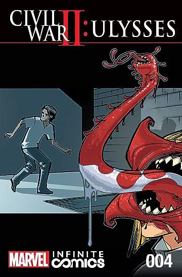 Civil War II: Ulysses Infinite Comic #4 (of 6)