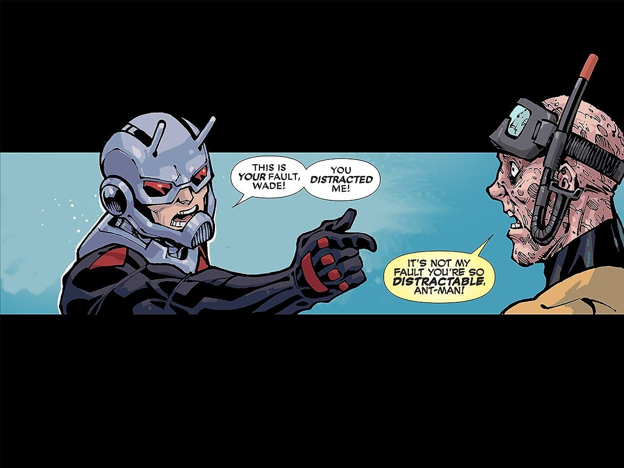 Deadpool: Too Soon? Infinite Comic #4 (of 8)