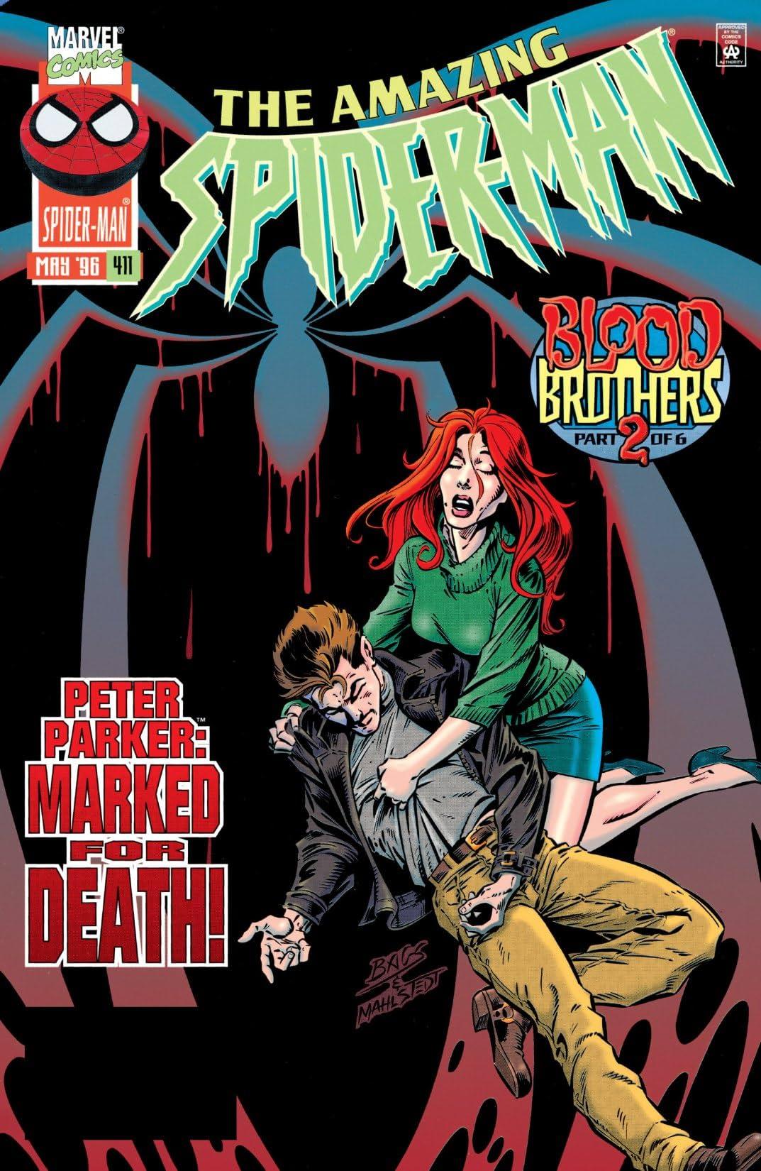 Amazing Spider-Man (1963-1998) #411