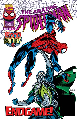 Amazing Spider-Man (1963-1998) #412