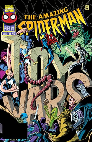 Amazing Spider-Man (1963-1998) #413