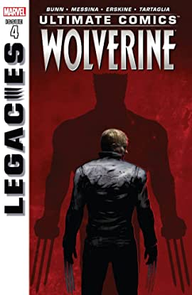 Ultimate Comics Wolverine No.4 (sur 4)