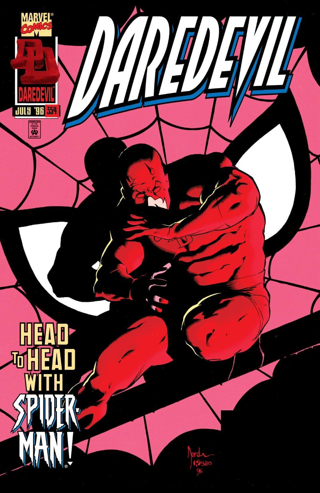 Daredevil (1964-1998) #354