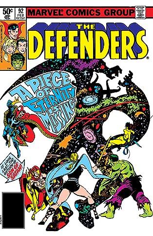 Defenders (1972-1986) #92