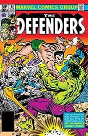 Defenders (1972-1986) #93