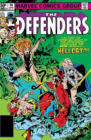 Defenders (1972-1986) #94