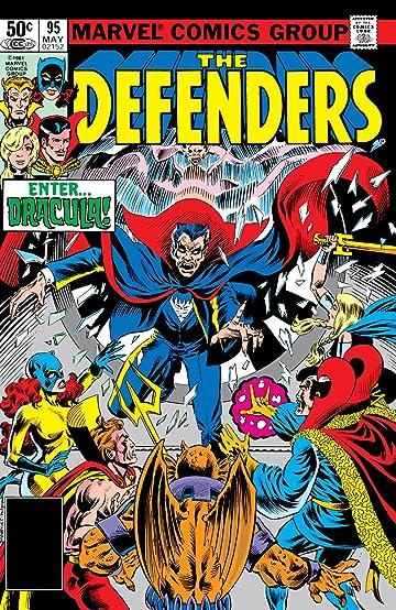 Defenders (1972-1986) #95