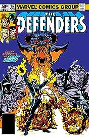 Defenders (1972-1986) #96