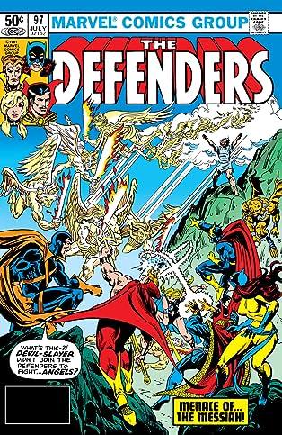 Defenders (1972-1986) #97