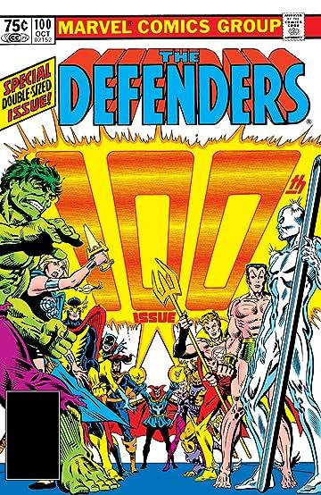 Defenders (1972-1986) #100