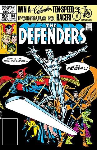 Defenders (1972-1986) #101
