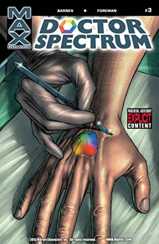 Doctor Spectrum #3 (of 6)