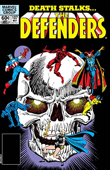 Defenders (1972-1986) #107