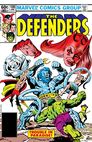 Defenders (1972-1986) #108