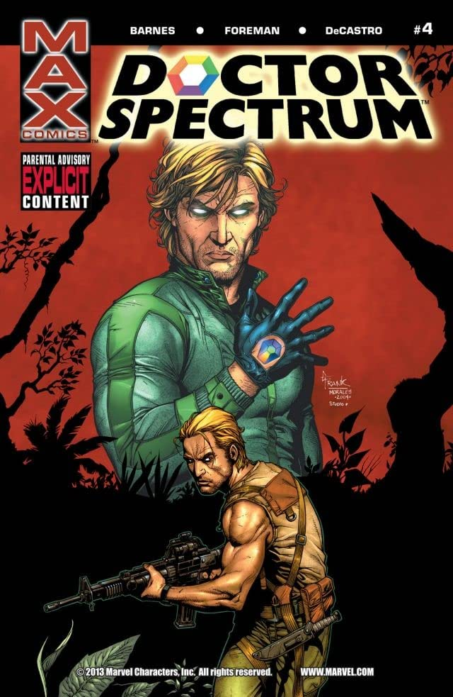 Doctor Spectrum #4 (of 6)
