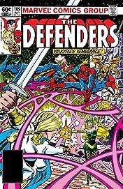 Defenders (1972-1986) #109