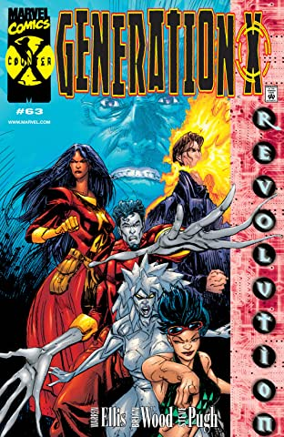 Generation X (1994-2001) #63