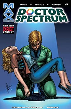 Doctor Spectrum #5 (of 6)
