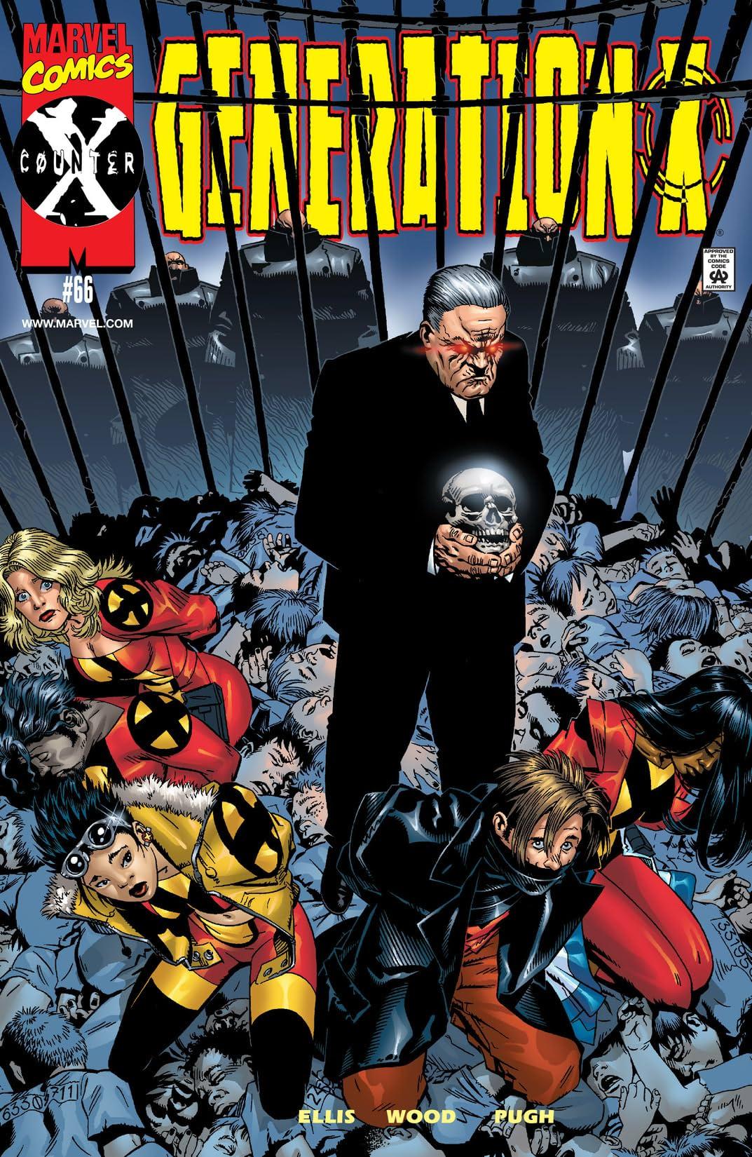 Generation X (1994-2001) #66