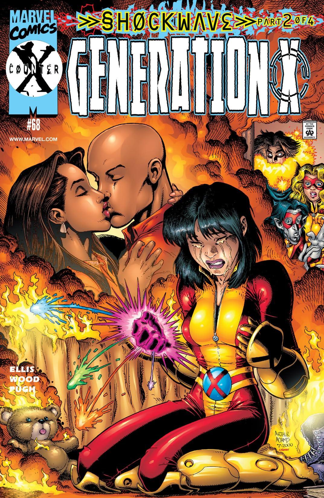 Generation X (1994-2001) #68