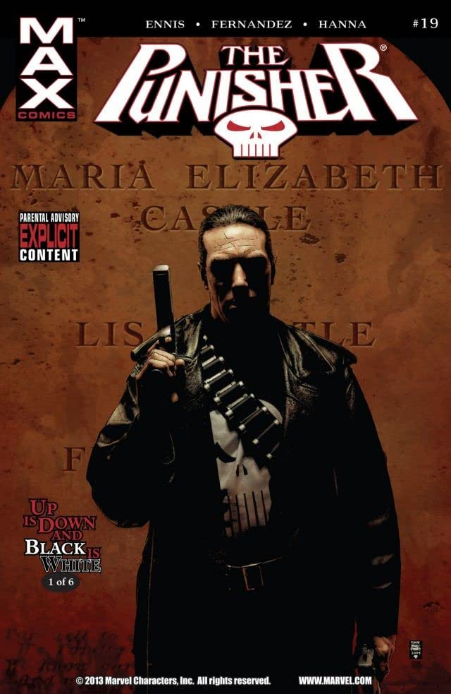 The Punisher (2004-2008) #19