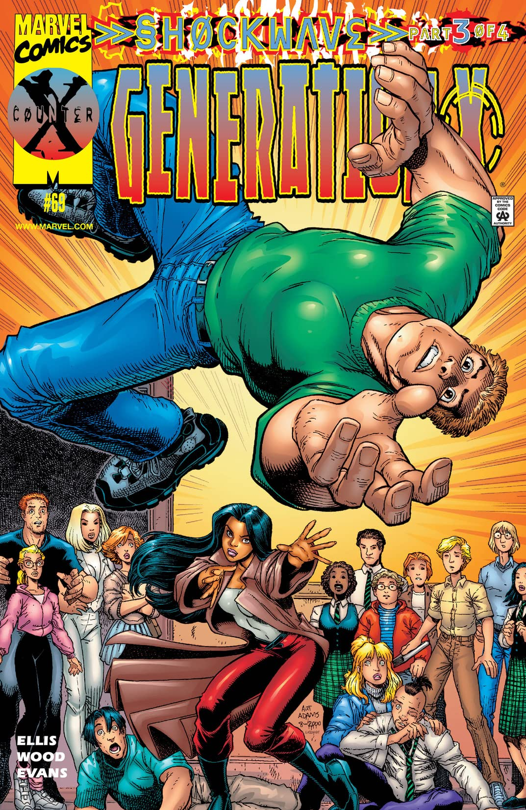 Generation X (1994-2001) #69