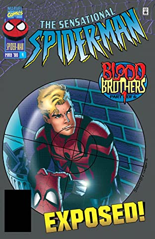 Sensational Spider-Man (1996-1998) #4