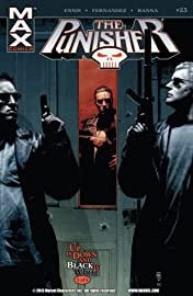 The Punisher (2004-2008) #23