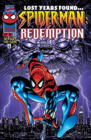 Spider-Man: Redemption (1996) #1 (of 4)