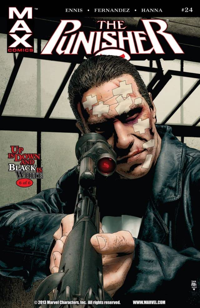 The Punisher (2004-2008) #24