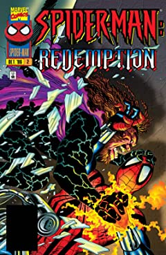 Spider-Man: Redemption (1996) #2 (of 4)