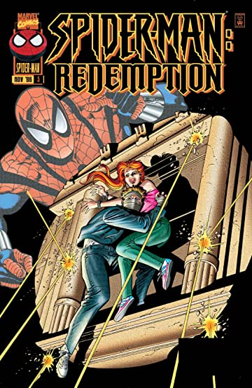 Spider-Man: Redemption (1996) #3 (of 4)