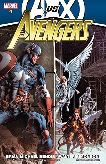 Avengers By Brian Michael Bendis Vol. 4