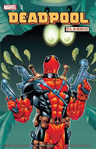 Deadpool Classic Vol. 3
