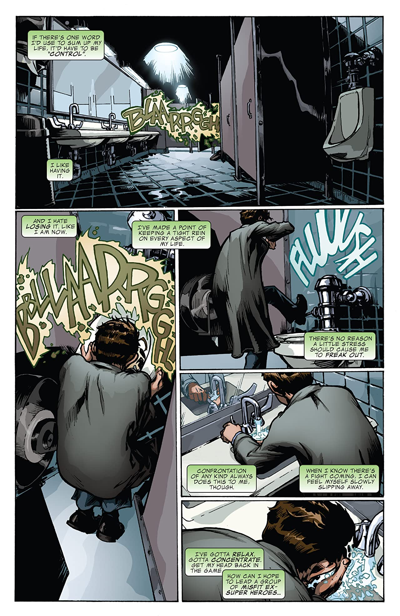 The Loners (2007) #3 (of 6)
