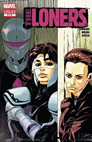 The Loners (2007) #5 (of 6)