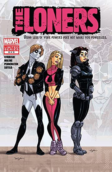 The Loners (2007) #6 (of 6)
