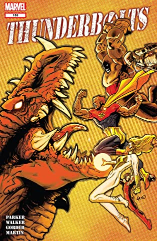 Thunderbolts (2006-2012) #153