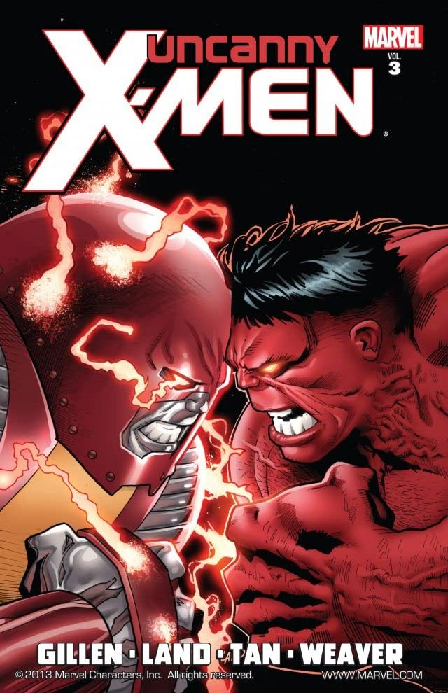 Uncanny X-Men By Kieron Gillen Vol. 3