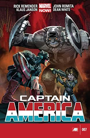 Captain America (2012-2014) No.7