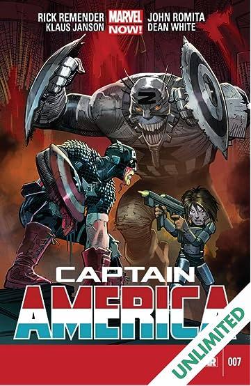 Captain America (2012-2014) #7