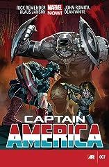 Captain America (2012-) #7