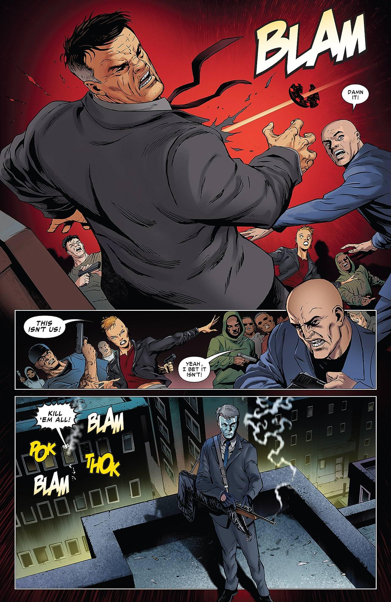 Morbius: The Living Vampire (2013) #5