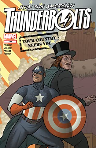 Thunderbolts (2006-2012) #164