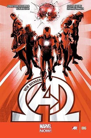 New Avengers (2013-2015) No.6