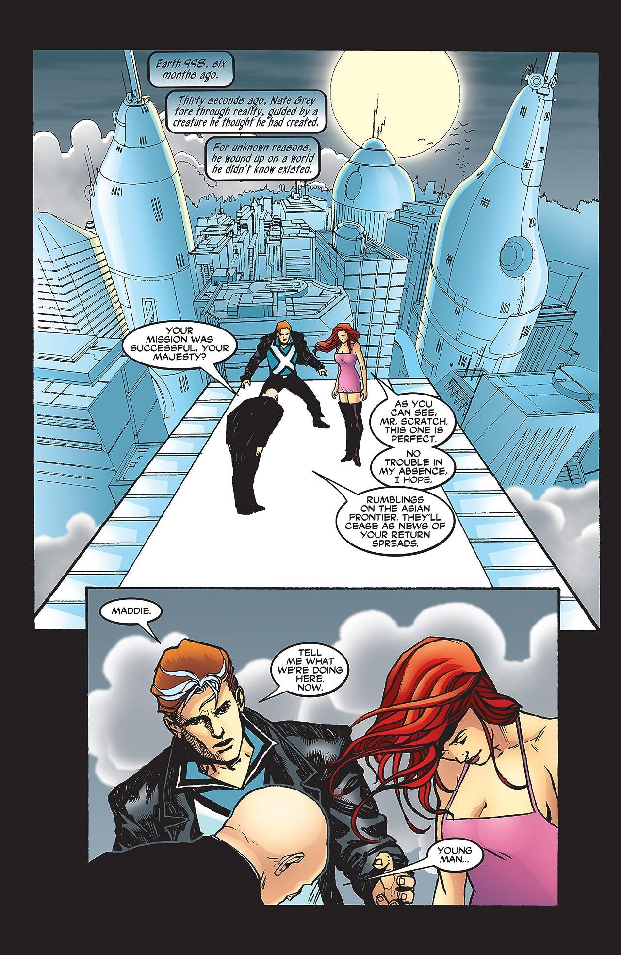 X-Man (1995-2001) #68