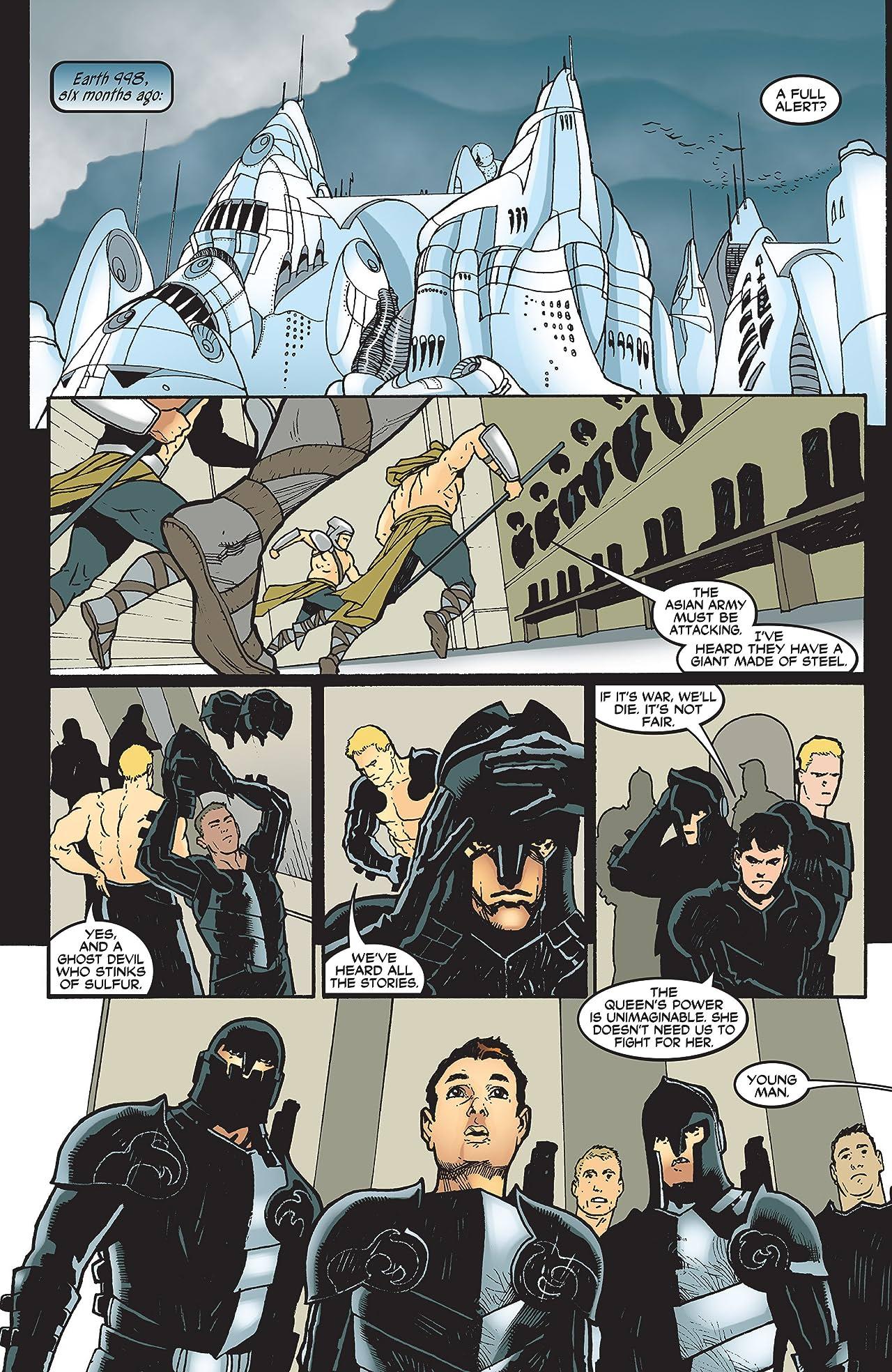 X-Man (1995-2001) #69