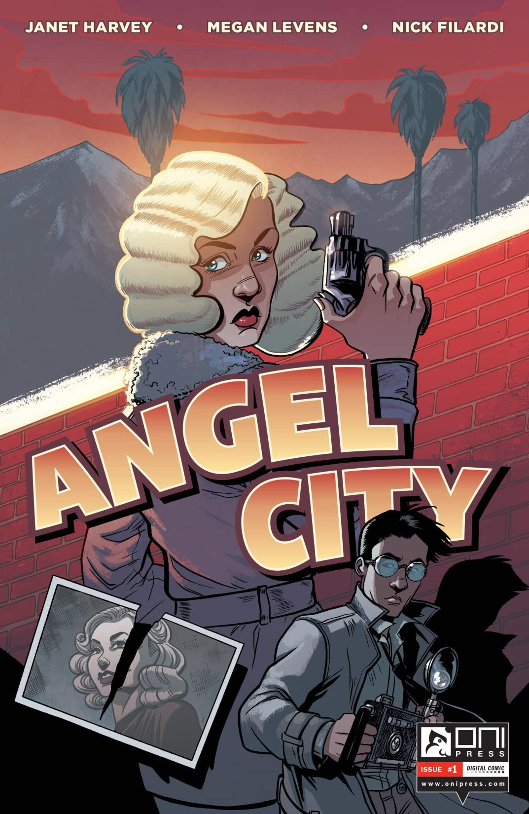 Angel City #1