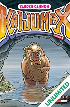 Kaijumax: Season Two #5